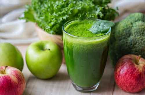 Detox Retreat Healing Juice