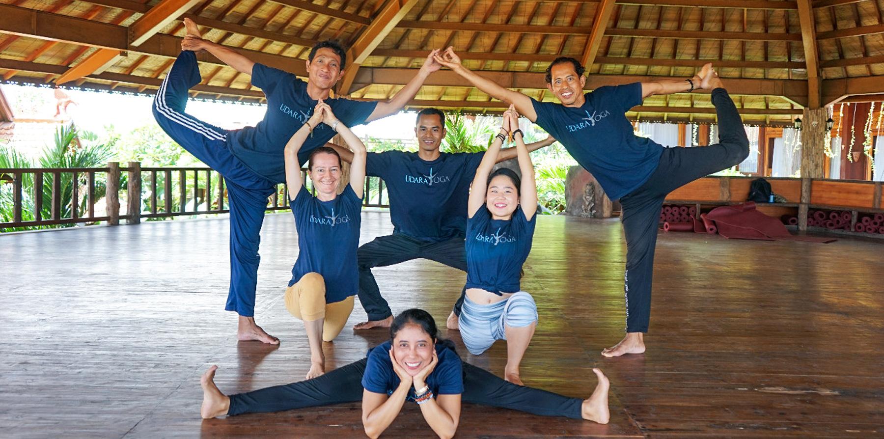 Yoga Retreat Program Teacher