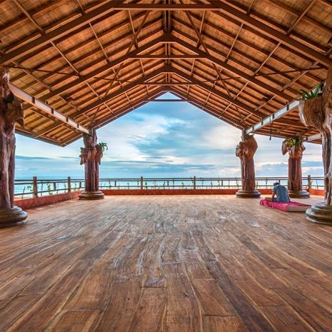 Baruna Shala Yoga Resort Canggu